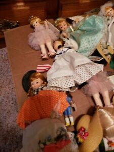 madam alexander lots 29 dolls