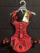 """New listing Kong Comfort Reflective Wastebag Dog Harness 24.5-32.5 In Large Red """"Brand New"""""""