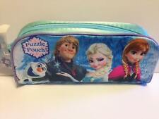 Awesome FROZEN Puzzle With Pouch - Cute and Fun!! BRAND NEW W TAGS!!