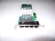 45W1959 IBM Intel PRO 1000 PT Quad Port PCIE GIGABIT Ethernet NIC Server LP