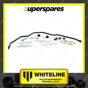Whiteline Rear Sway bar for MITSUBISHI L200 STRADA TRITON ML MN Premium Quality