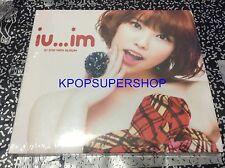IU 2nd Mini Album - IU...IM CD NEW Sealed K-POP KPOP I U Loen Ent.