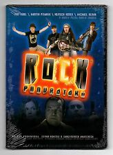 Ro(c)k Podvrataku (The Rock Con Artists) DVD Czech crime comedy 2006 Jiri Madl