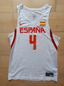 Pau Gasol Nike Espana Spanien Spain Trikot Jersey M FIBA Olympics