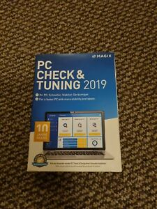 Magix PC Check and Tuning 2019 Version for a Faster PC with More Stability ...
