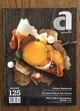 art culinaire magazine, issue 125