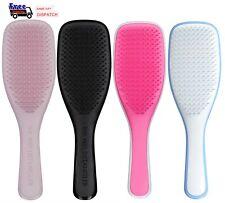 Tangle Teezer The Wet Detangler Hairbrush Black Pink Blue