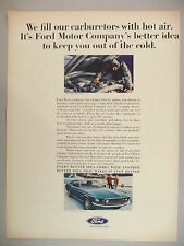 Ford Mustang PRINT AD - 1968 ~~ 1969 model