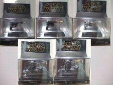 Master Replicas Mini Blaster Complete 11pcs Set Han Solo/Boba Fett/Storm Trooper