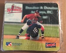 """LOWELL SPINNERS Mouse Pad Class A Red Sox New In Package 7 1/2 x 9"""""""