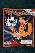 Rolling Stone Magazine - Jimi Hendrix #931 September 18, 2003