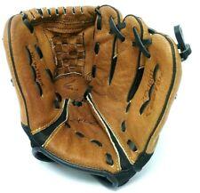 "Easton Youth 10"" Baseball Glove Mitt RHT Z-flex ZFX1001 Soft Tan Brown Leather"
