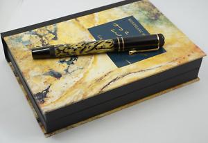 Montblanc Writers Edition 1994 Füller Wilde Mont Blanc Meisterstück Vintage