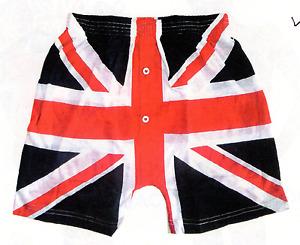 Union Jack Boxer Shorts