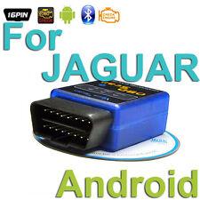Para Jaguar OBD 2 Lector De Diagnóstico Escáner Android puede Herramienta De Bluetooth Inalámbrico
