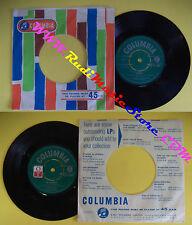 LP 45 7'' EDITH PIAF Exodus No regrets gt. britain COLUMBIA no cd mc dvd