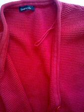 bianca 38 OZEANA Pullunder Red Rosa