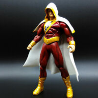 "7"" Shazam Super Hero Justice League Captain Marvel Action Figure Billy Batson"