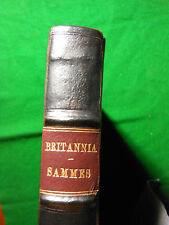 SAMMES, Aylett. Britannia Antiqua Illustrata: the Antiquities of Ancient Britain