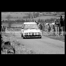 #pha.032589 Photo VOLKSWAGEN GOLF GTI (WOB-VZ 2) LORD-GORMLEY IRISH RALLY 1984