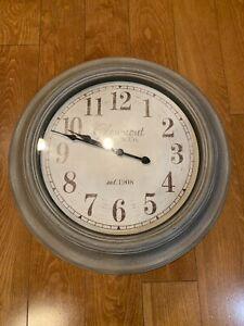 """GLENMONT CLOCK CO. Wall Clock 20"""""""