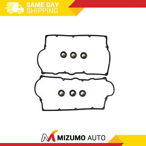Valve Cover Gasket Fit 92-97 Honda Passport Acura Isuzu Rodeo 3.2 6VD1 SOHC