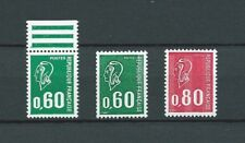 FRANCE - 1974 YT 1814 à 1816 - TIMBRES NEUFS** LUXE