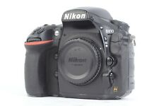 Nikon D810 36.3MP Digital SLR Camera (Body Only) Shutter Count: 276,444  #P0383