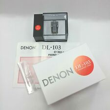 Denon DL-103 Low Output MC Stereo Cartridge, Made in Japan