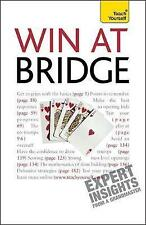 Win at Bridge: Teach Yourself (Teach Yourself - General)-ExLibrary
