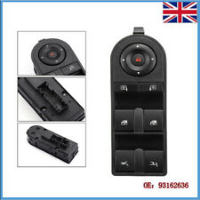 Window Master Control Switch For Vauxhall Opel Tigra Twintop 2004-2016 93162636