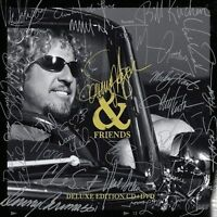 NEW Sammy Hagar & Friends [CD/DVD Deluxe Edition] (Audio CD)