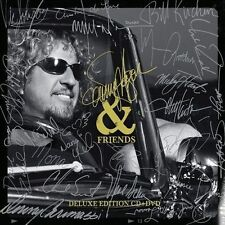 Sammy Hagar and Friends [CD/DVD] [Deluxe Edition] [Digipak] by Sammy Hagar (CD, Sep-2013, 2 Discs, Frontiers Records)