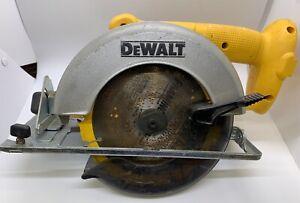 Dewalt DW939 18V Circular Saw TESTED!!!!