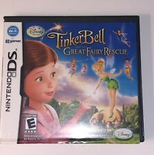NINTENDO DS TINKERBELL AND THE GREAT FAIRY RESCUE