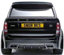 SN08 BES Snob Snobs Snobbes Posh Snobby Registration Cherished Number Plate