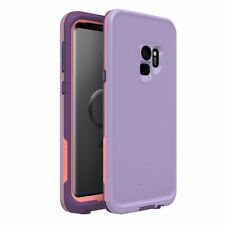 LIFEPROOF FRE SAMSUNG GALAXY S9 WATERPROOF SHOCK SNOW PROOF CASE COVER PURPLE