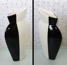 "EMISSARY Vase Modern Art Pottery Modernist / Minimalist 13"" height – RARE shape"