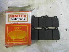 MGB594 New Rear Mintex Brake Pads Saab 99 1974-1975