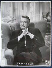 AF / lobby card   Gabriela  1950    Siegfried Breuer ,  Zarah Leander