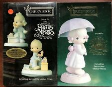 Book Lot Greenbook Guide To Enesco Precious Moments Collection