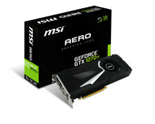 Msi Nvidia GeForce GTX 1070 ti Aero 8GB GDDR5