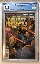 Star Wars: Bounty Hunters #8 CGC 9.8 1st Fennec Shand Book of Boba Fett KEY 1/9