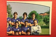 Panini EURO 88 N. 73 ITALIA TEAM WITH BACK VERY GOOD/MINT CONDITION