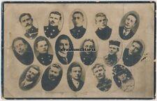 Doodsprentje gesneuvelde soldaten VRASENE 1914-'18 oa Vottem Kessel-Lo Veurne