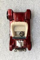 Original 1968 Hot Wheels Redline HOT HEAP Vintage Mattel