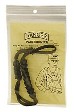 new Military Style Ranger Pacecounter Pace Counter Abacus Land Navigation