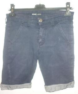 JEANS pantalone bermuda shorts KELMEC abbigliamento moda uomo ragazzo estate 46