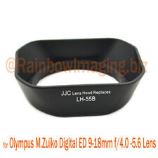 JJC Lens Hood 4 OLYMPUS  M.ZUIKO DIGITAL ED 12-50mm 1:3.5-6.3 EZ replace LH-55B