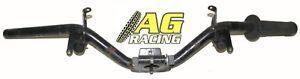 Piaggio NRG 50 MC3 2003 WC Steel Handlebars Bars Grip